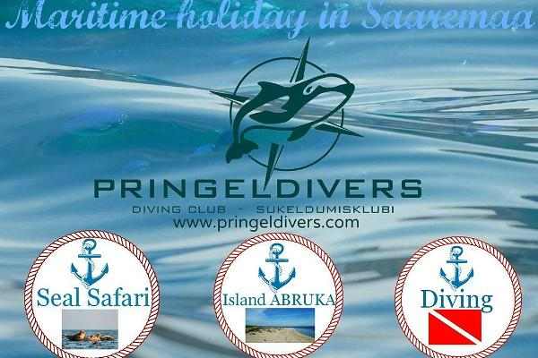 Sukelluskerho Pringeldivers