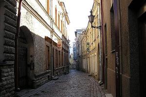 Müürivahe tänav Tallinna vanalinnas