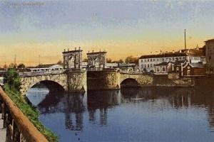 Akmens tilta makets