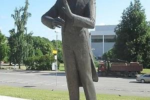 Eduard Tubina -monumentti