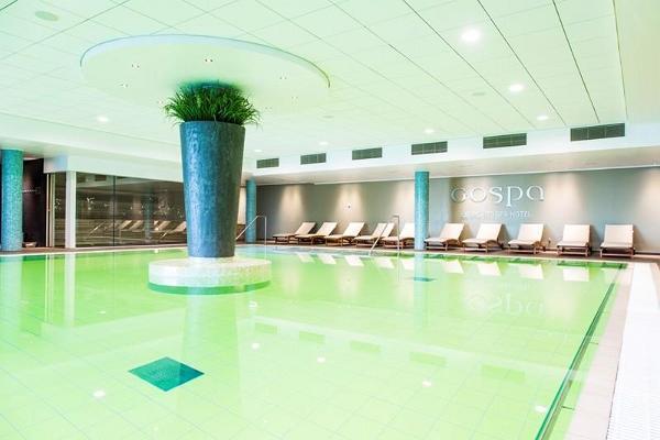 """Viesnīcas """"Georg Ots Spa Hotel"""" spa centrs"""