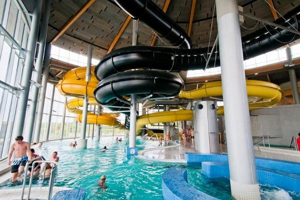 Tervise Paradiis Spa-Hotel & Wasserzentrum