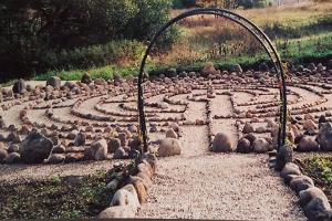 Otepää stenlabyrint