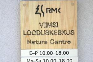 Erholungsgebiet rund um Tallinn und Naturzentrum Viimsi von RMK