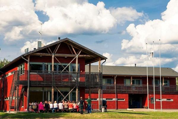 Seminar rooms of Mammaste Sports Centre
