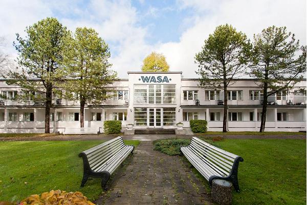 Rehabilitation und Konferenz- bzw. Seminardienstleistungen des Hotels Wasa