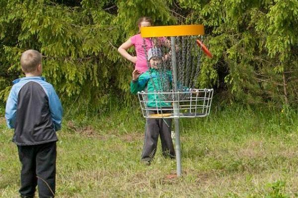 Järva-Jaani disc-golfi rada