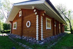 Saunaküla - ett unikt konungarike av bastuer