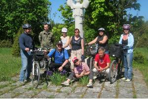 Educational bicycle and hiking tours in Saaremaa, Muhu and Abruka