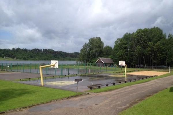 Деревня отдыха Sammuli на берегу озера Вильянди