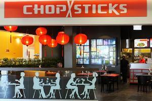 Chopsticks i Kaubamajakas