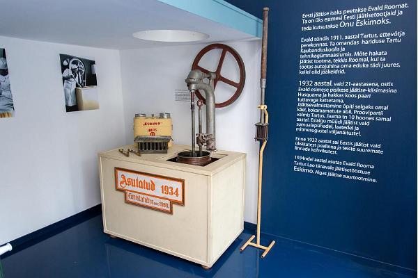 Balbiino jäätisemuuseum