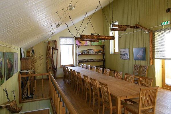 Seminar in Lake Võrtsjärv Visitor Centre