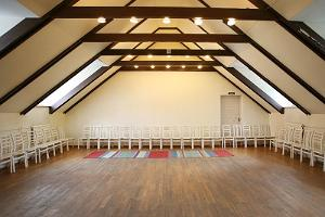 Mary Magdalene Guild attic hall