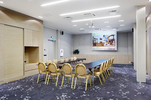 Hotel L`Ermitage konferenser