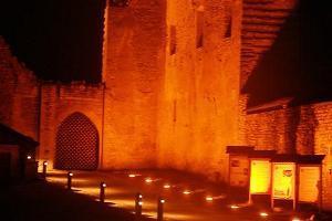 Праздничный средневековый ужин с играми в Раквереском замке