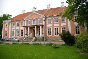 Sargvere mõisa saalid