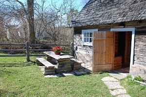Туристический хутор Тоомарахва