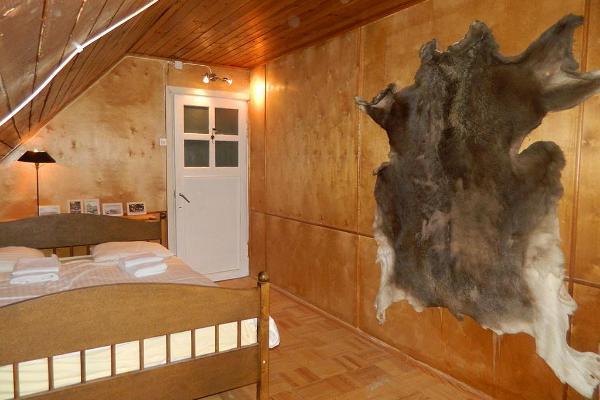 Külalistemaja Villa Veranda magamistuba
