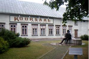 Restoran Pärnu Kuursaal - Eesti suurim öölokaal