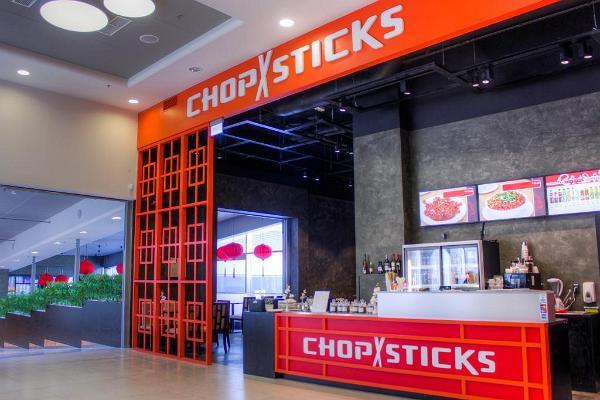 Chopsticks tirdzniecības centrā Pärnu Keskus