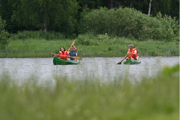 Kanuumatkad Õhne jõel