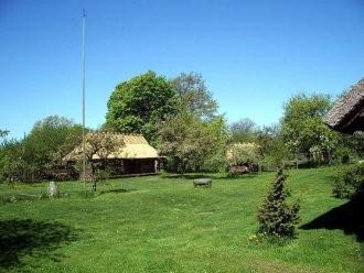 Bauernhof Liise auf der Insel Ruhnu