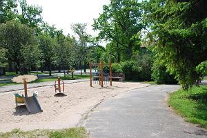 Munamäe park i Pärnu