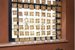 Мастерская по изготовлению грибной бумаги в Лахемаа