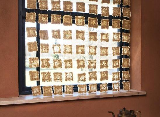 Workshop i tillverkning av svamppapper i Lahemaa