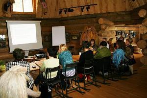 Väikese Poku seminariruum