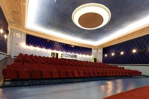 Conference hall at cinema Sõprus