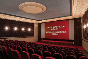 Konferenzraum im Kino Sõprus