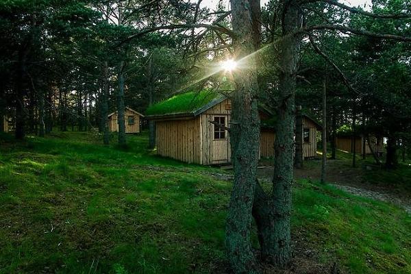 Camping Ülesaare