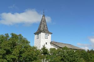 Laurentiuskirche in Prangli