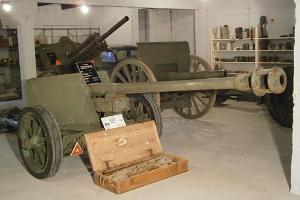 Sāremā Kara lietu muzejs