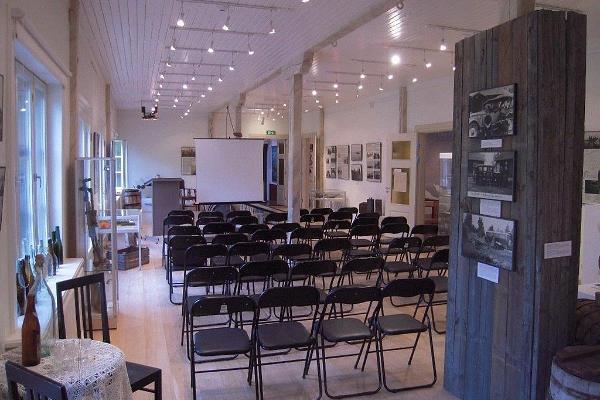 Piekrastes iedzīvotāju muzeja semināru telpas