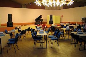 Jenedas muižas semināru telpas