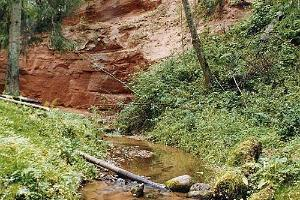 Loodi naturpark och sandstensapertur