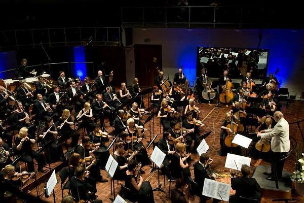 Pärnu Musikfestival. Järvi Akademien 2016