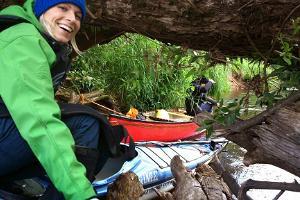 Kanot- och kajaksuthyrning i Karuskose