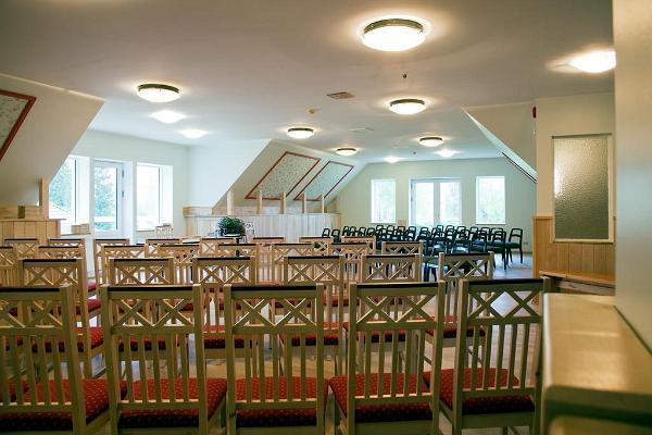 Klaara - Manni huses seminarielokaler