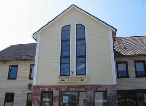 Guesthouse at the Village Elder Carl Schmidt
