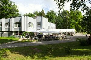 Pub at the Nelijärve Holiday Centre