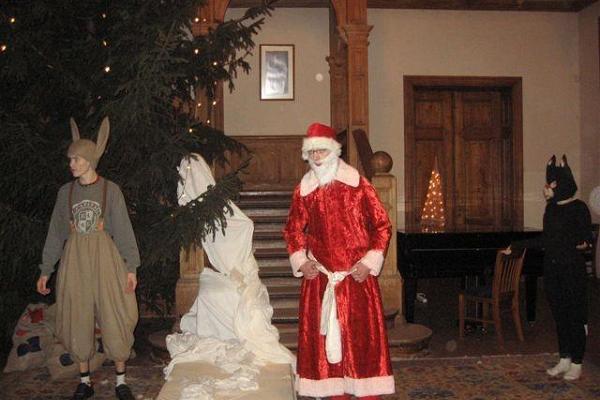 Jõulud Olustvere mõisas