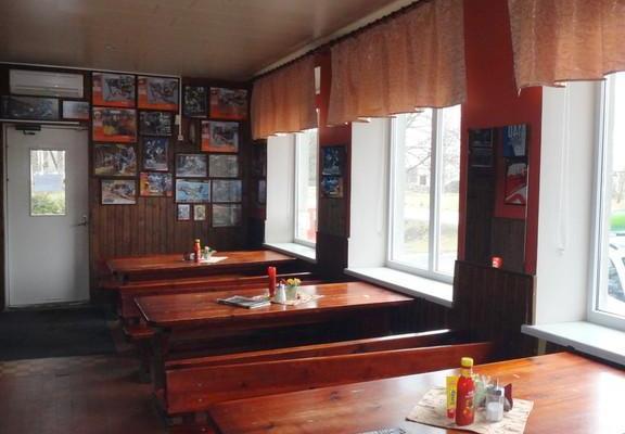 Jõesuu hemmakrog och butik på gränsen av Soomaa nationalpark