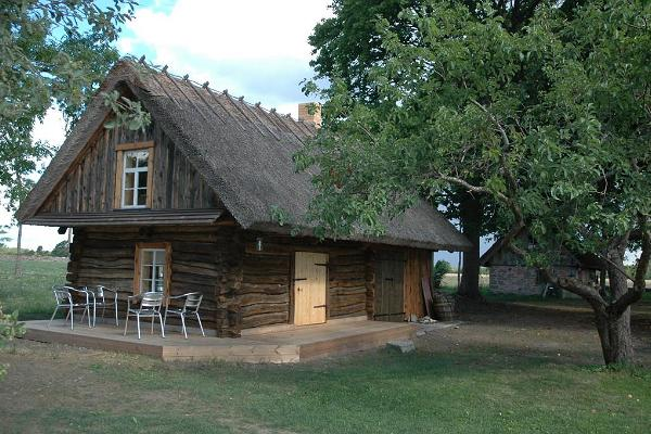 Nässuma Semestercentrum, Pulga gård