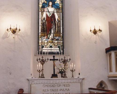 Kolga-Jaani Ristija Johannese kirik