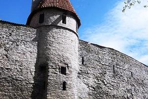 Tallinns stadsmur