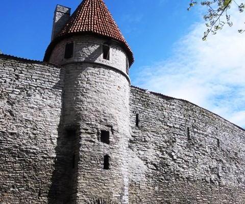 Tallinas pilsētas mūris